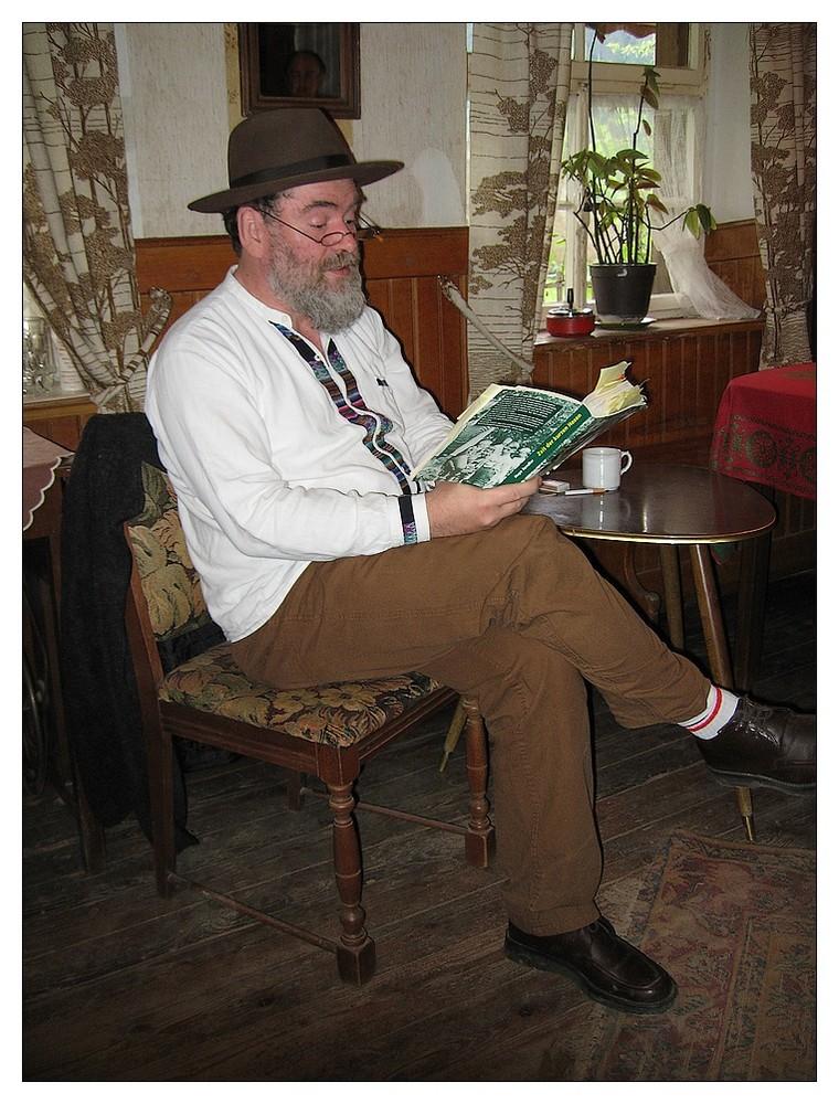 Hugo Rendler - Buchlesung 2005