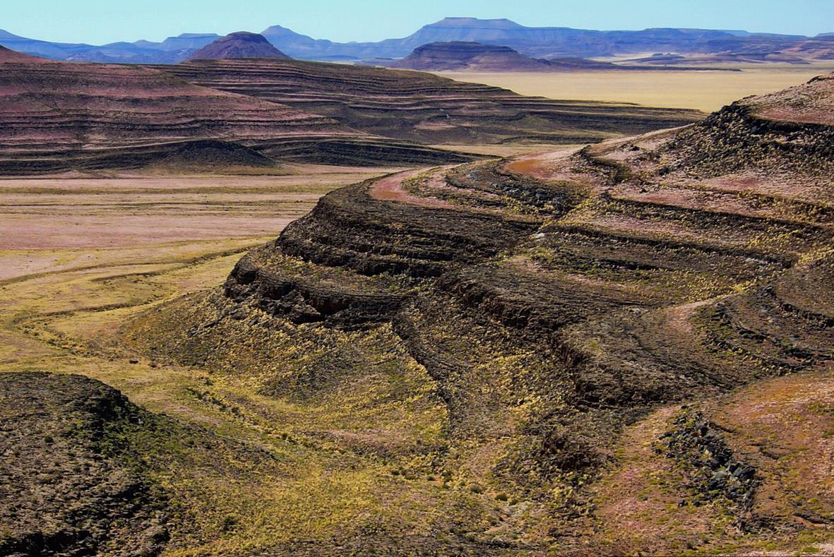 Huib Plateau Park südlich von Aus/ Namibia