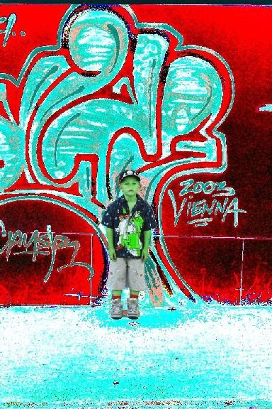 Hulk in Vienna !!!