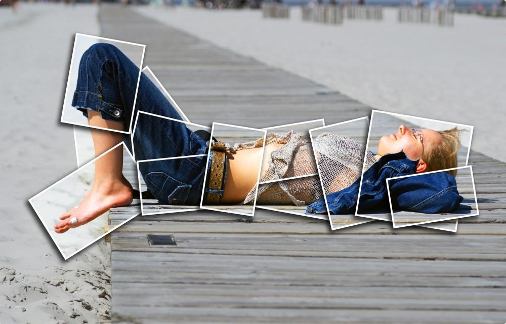 ..::Human Beachpuzzle::..