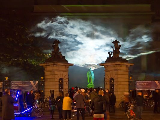Humboldt-Universität - Festival of Lights