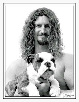 Hund und Herr