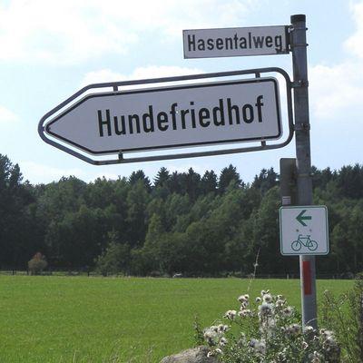 Hundefriedhof