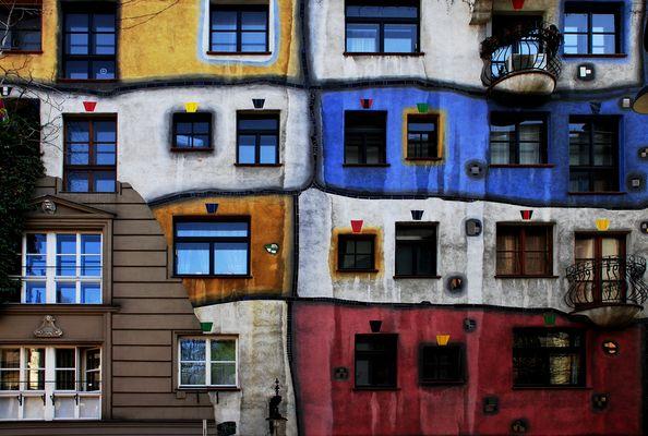 Hundertwasser - 1/3 -