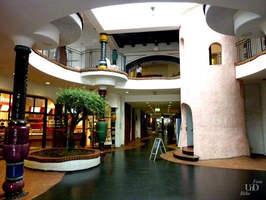 Hundertwasser Bahnhof II