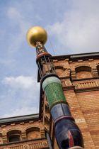 Hundertwasser-Bahnhof, Uelzen