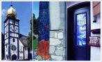 Hundertwasser von Margareta St.