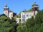 Hundertwasser-Haus Bad Soden Nähe Frankfurt/Main