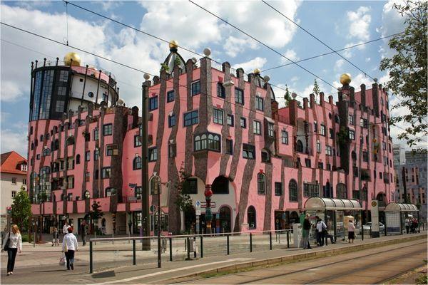 """""""Hundertwasser-Haus"""""""