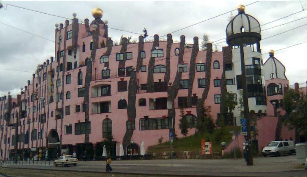 Hundertwasser - Haus