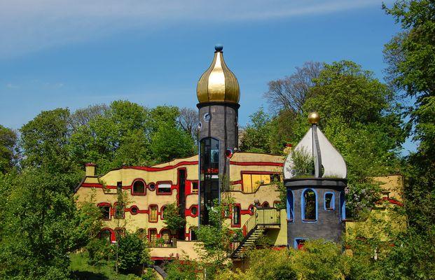 Hundertwasser-Haus im Grugapark