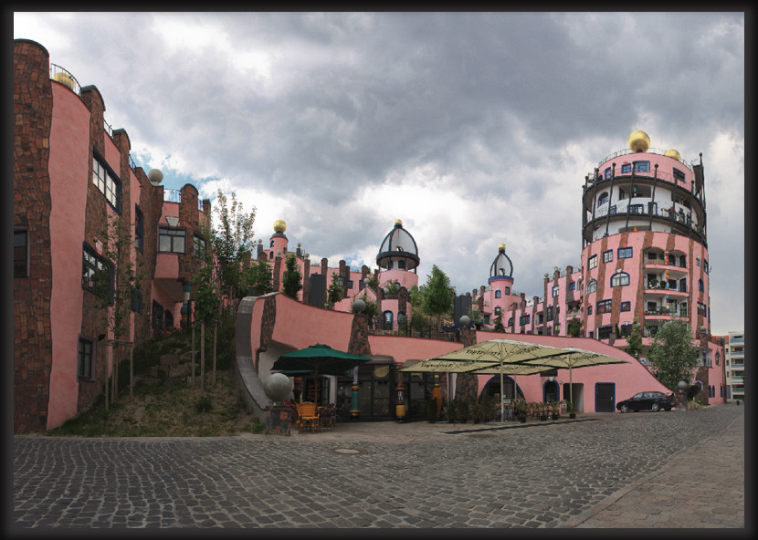 Hundertwasser Haus ¦›) in Magdeburg