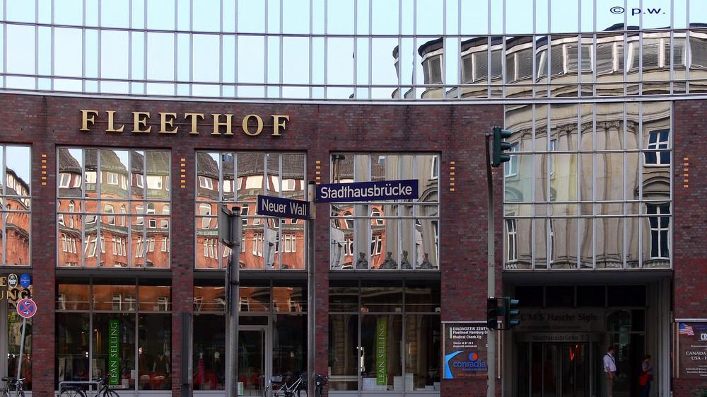 Hundertwasser in Hamburg ?