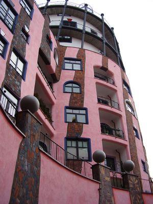 Hundertwasser in Magdeburg