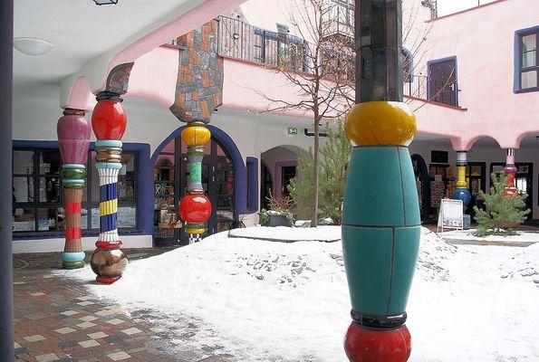 Hundertwasser Zitadelle 13