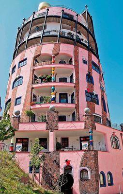 Hundertwasser Zitadelle11