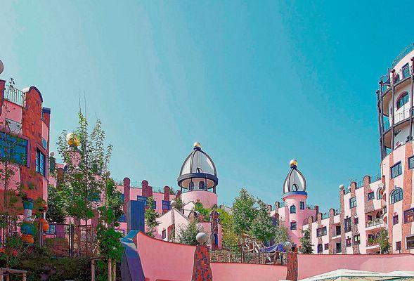 Hundertwasser Zitadelle7