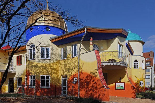 Hundertwasserhaus Bayreuth