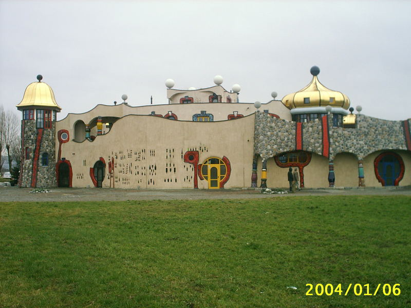 Hundertwasserhaus in Altenrhein