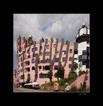 Hundertwasserhaus in Magdeburg I
