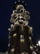 Hundertwasserturm in Abensberg