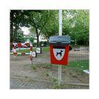 Hundeservice - station und Tütenspender