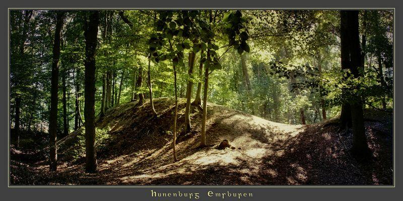 Hunenburg oder Burgwall nabei Emsbüren
