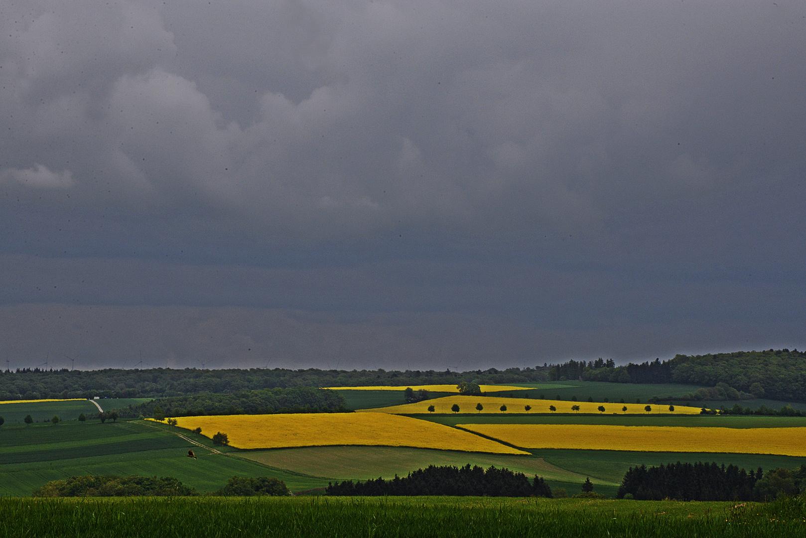 Hunsrück-Wetterlage