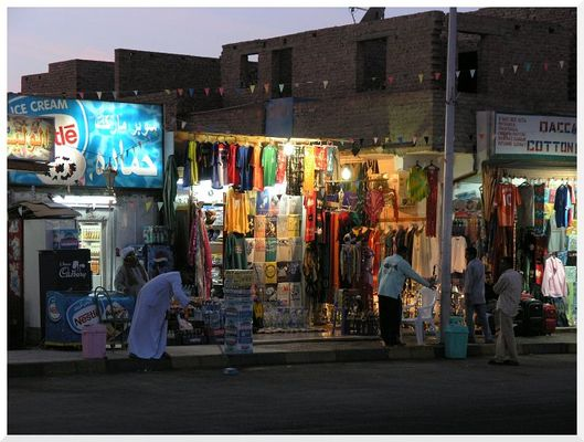 Hurghada, Basar