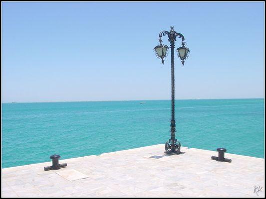 Hurghada Beach, Anlegestelle 2