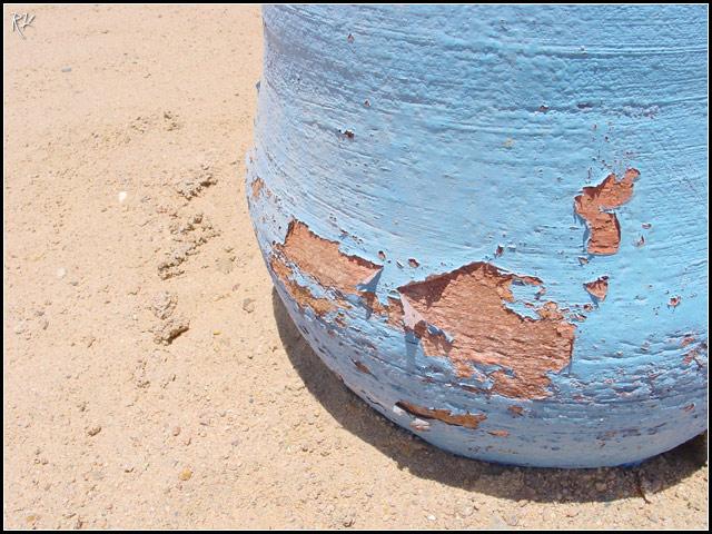 Hurghada Beach, Trug