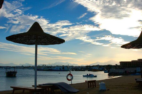 Hurghada - Nov 2004 - Siva Grand Beach