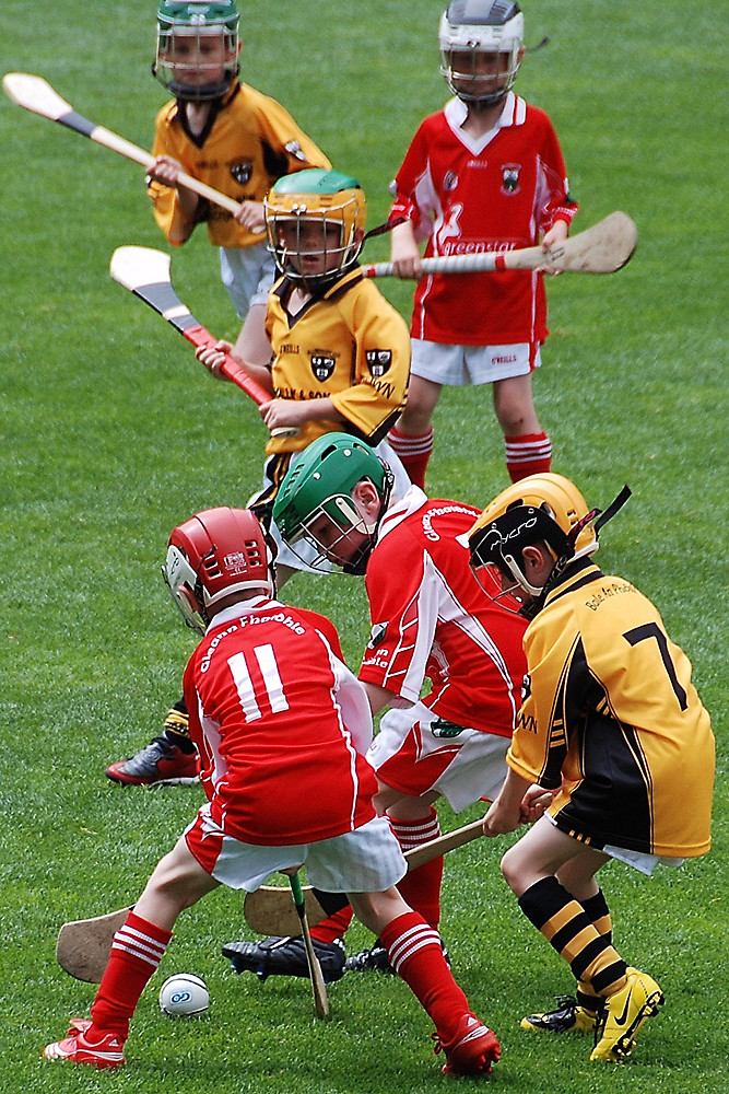 Hurling - Irischer Nationalsport Teil 2