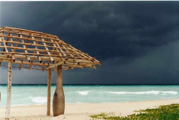 Hurrican George is coming