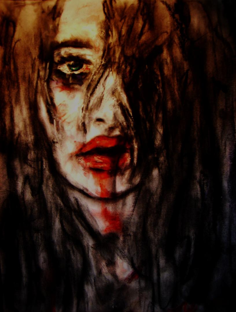 Hurt                 - Meine Zeichnung