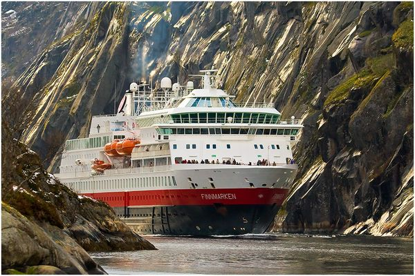 Hurtigrute Mai 2008 - 1