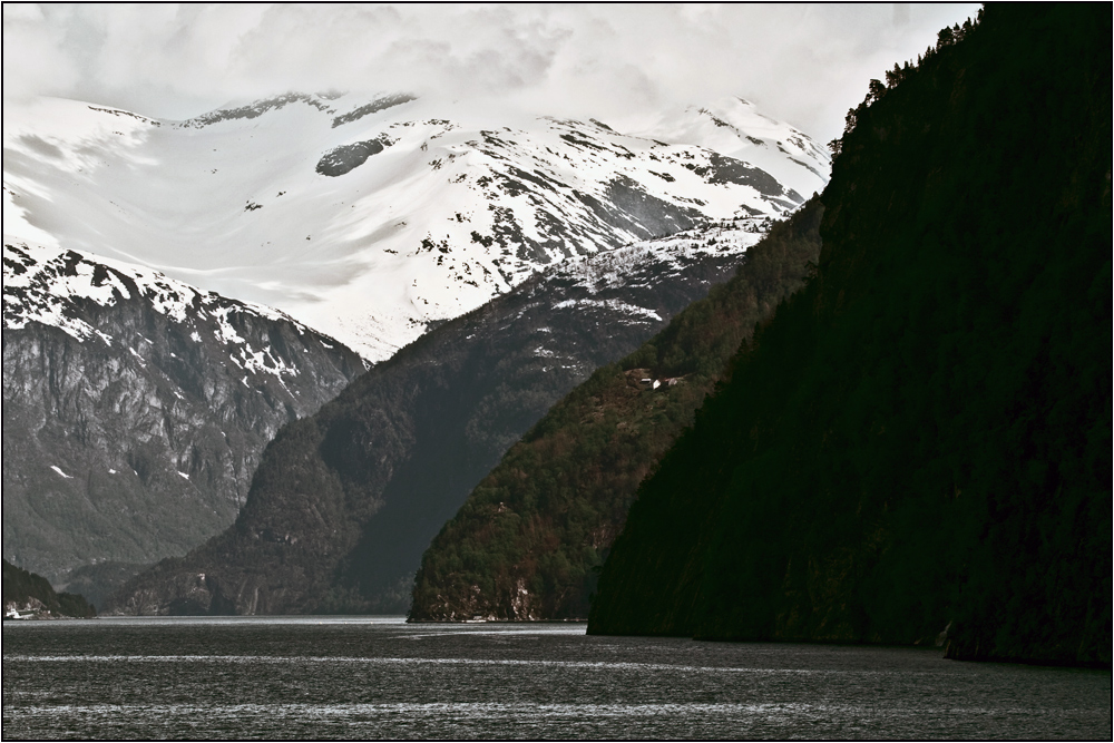 Hurtigrute Mai 2008 - 36