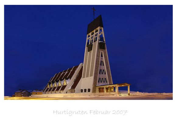 Hurtigruten-Tour im Februar 2007 - steht aber auch im Bild.....