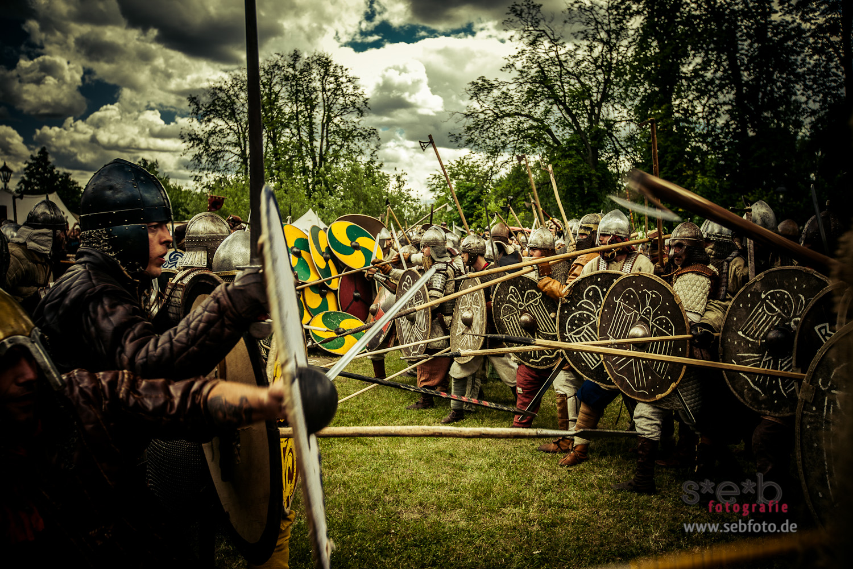 Huscarl-Schlacht