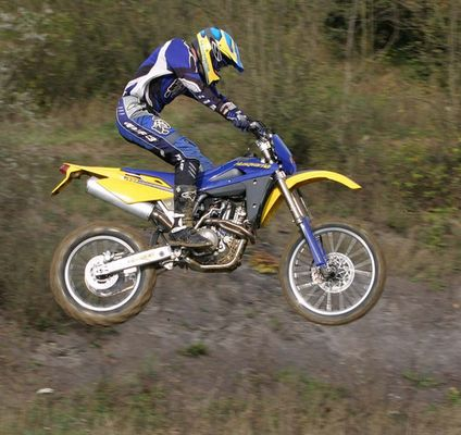 Husky TE 450