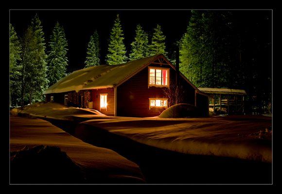 Huskyfarm Tväraträsk - Gästhus
