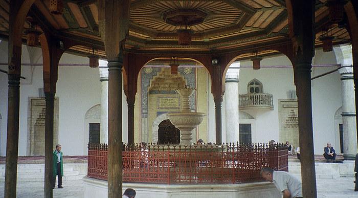 Husrev-Beg Moschee in Sarajewo
