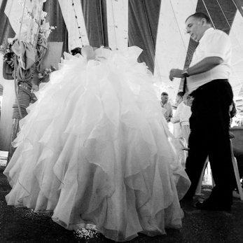 Huston, on a perdu la mariée !