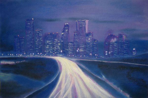 Huston Skyline