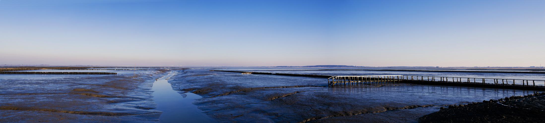 Husumer Strand bei Ebbe