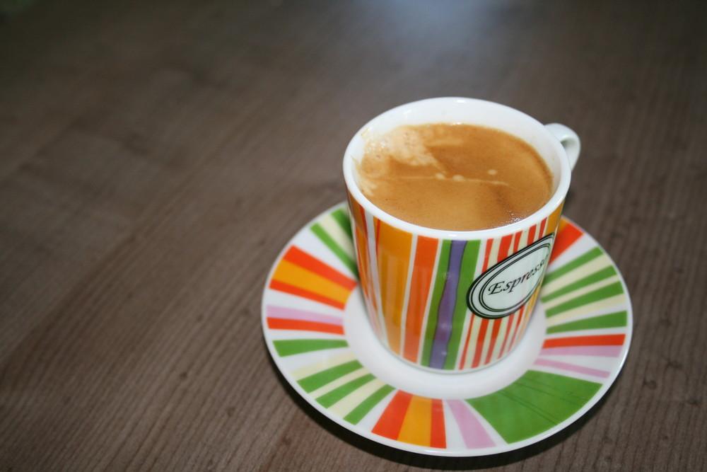 huuumm le bon espresso