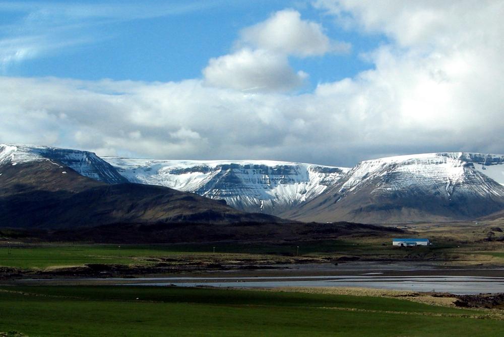 Hvalfjörthur (Island)