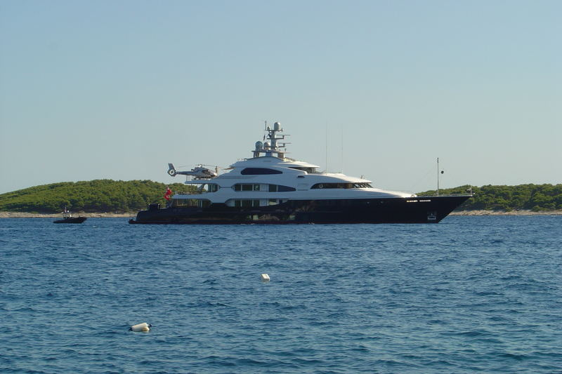 Hvar - My Yacht Is Bigger than Yours