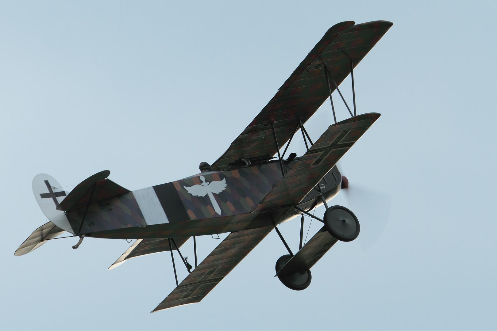 HW 2013 Fokker D VII