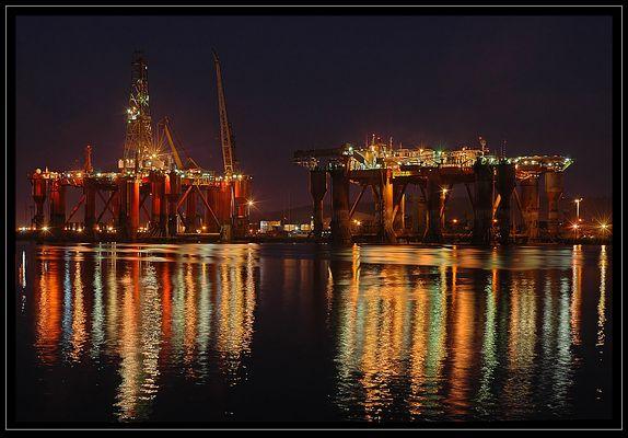 H&W Werft in Belfast